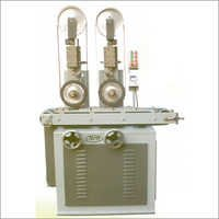 Double Head Flat Component (Hinges) Polishing Machine