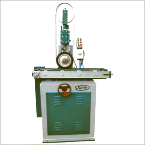 Single Head Flat Component Polishing Machine