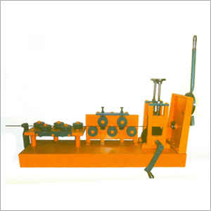 Manual Wire Straightning Cutting Machine