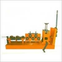 Manual Wire Straightning Cutting Machine