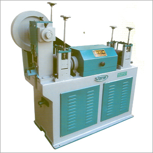 Wire Straightening Machines and Cutting Machines