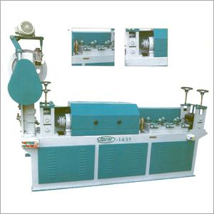 Wire Straightening Machines and Cutting Machines