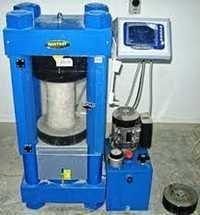 Compression Strength Machine