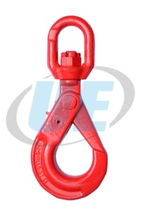 Swivel Self Locking Eye Hook