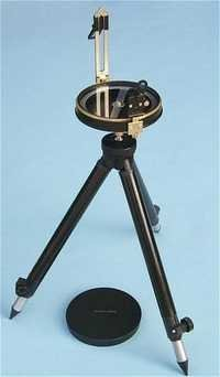 "Prismatic Compass 4"" with Stand"