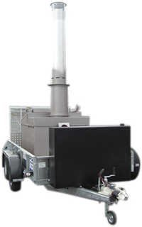 Miobile Waste Incinerator