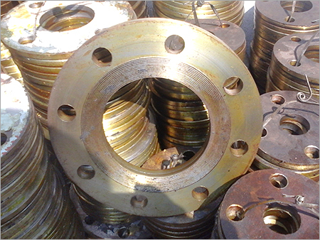 Forged MS Flanges