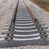 Concrete Sleepers Blocks