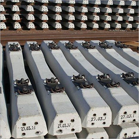 Prestressed Concrete Sleepers
