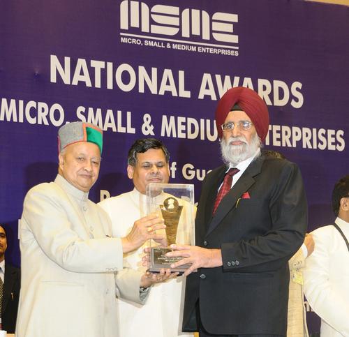 National Award 2010