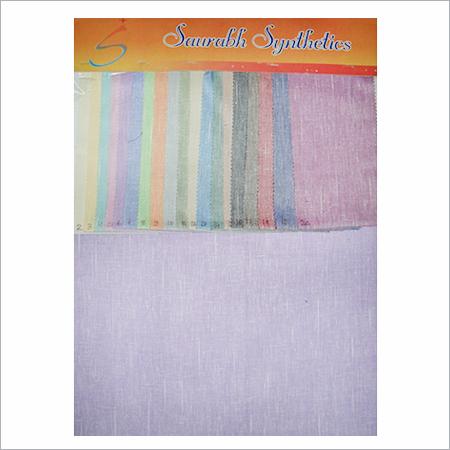 Plain Shirting Fabric