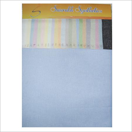 Mono Cotton Chitra Shirting Fabric