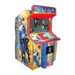 Gun Fight Arcade Game