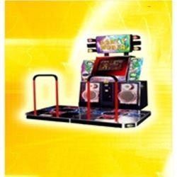 Dance Machine Arcade Game