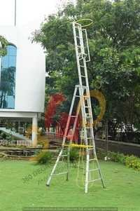 Telescopic Self Suppor Extendable Ladder