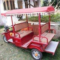 Passenger E-Rickshaw 9+1
