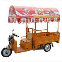 Loader Ice Cream E-Rickshaw