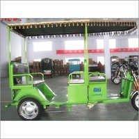 Electric Rickshaw for Passenger 4+1