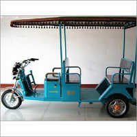 Passenger E-Rickshaw 4+1