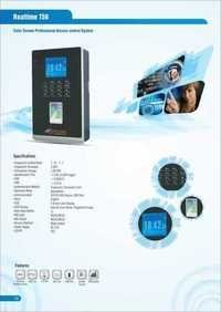Color Screen Access Control System
