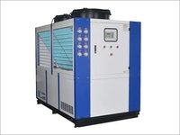 Air Cooled Scroll Chiller Plant