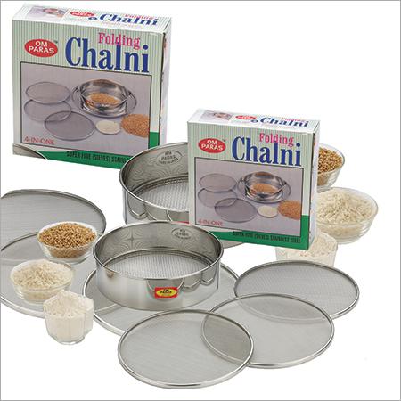 Folding Chalni