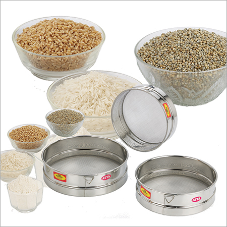 Stainless Steel Chalni