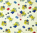 Printed PC Single Jersey Fabric