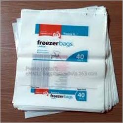 LDPE Freezer Bags