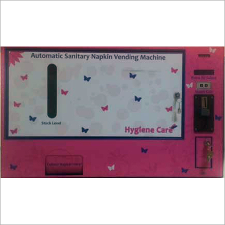 Sanitary Napkin Vending Machine Hot Selling Products, Vending Machine