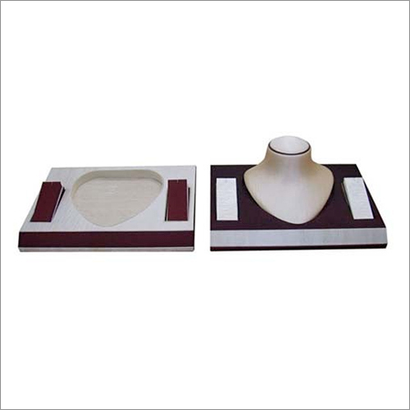 Leather Jewellery Trays