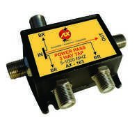 3 WAY DIR. COUPLER (POWER PASS)