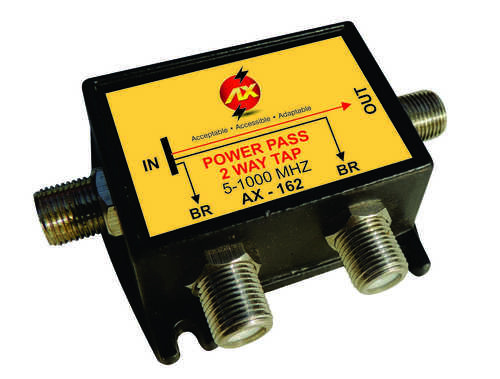 2 WAY DIR. COUPLER (POWER PASS)