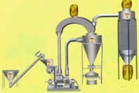 Automatic Turmeric Grinding and Separating Machine