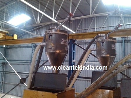 Industrial Hopper Loader
