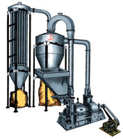 Chemical Mineral Grinding Pulverizer