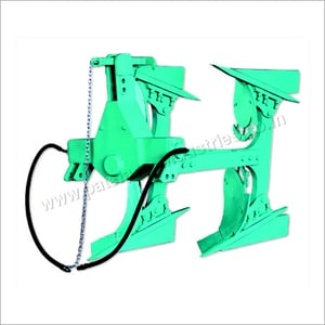 Double Cylinder Reversible Plough
