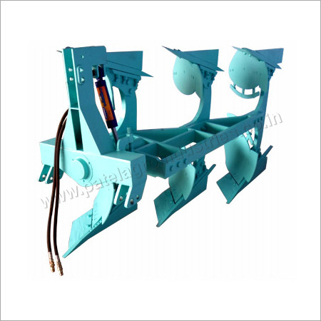 Single Cylinder Reversible MB Plough