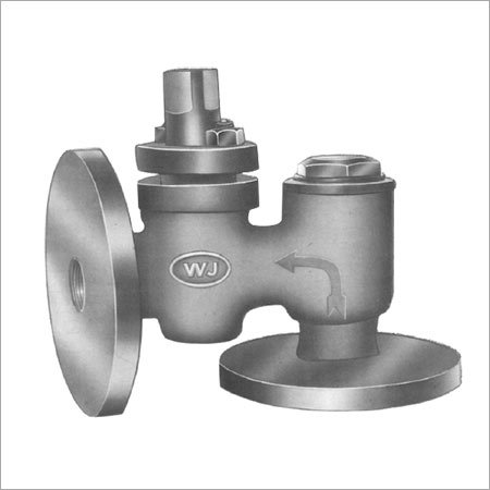 Combined Cock & Feed Check Valve