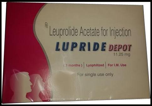 Leuprolide Acetate Depot