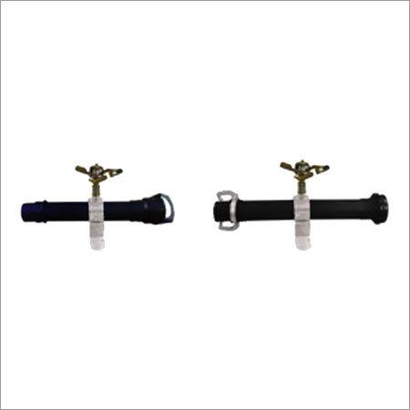 Coupled Pipe Sprinkler System