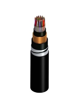 Railway Signalling Cable PVC Compound