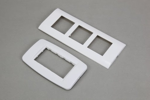Modular Switch Plate PVC Compound