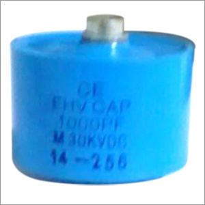 Ehv High Voltage Capacitor
