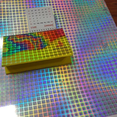 Holographic Films UV Print and Lamination Grade