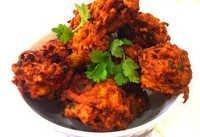 Chicken Pokora Stall