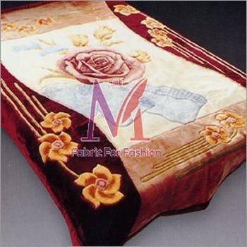Coral Fleece Printed Fabric