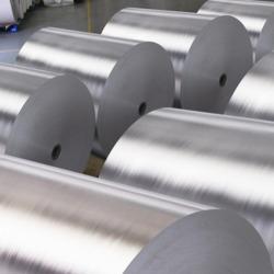 Metallized Reel Paper