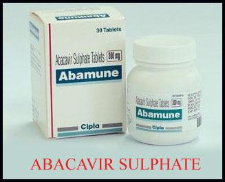 Abacavir Sulphate Tablet