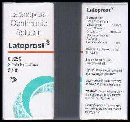 Latanoprost Eye Drop